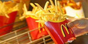 McDonald's fries could help cure baldness